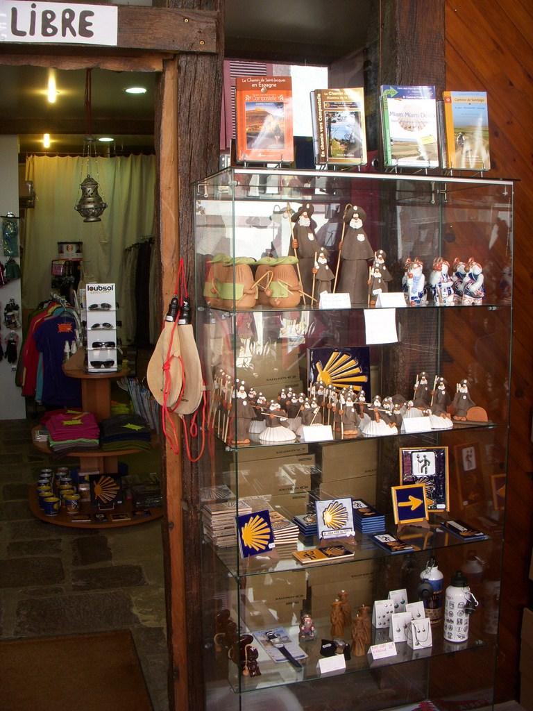 Les produits la boutique du p lerin st jean pied de port - Auberge du pelerin saint jean pied de port ...